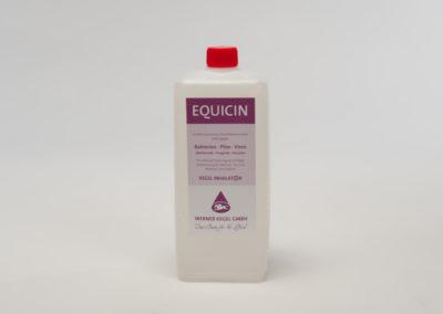 Desinfektionsmittel Equicin, 500 ml / Desinfektionsmittel Equicin, 1.000 ml