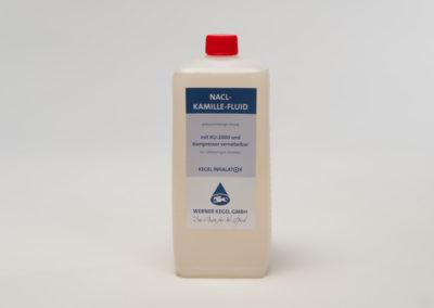 NaCL-Kamille-Fluid, 500 ml <br>NaCL-Kamille-Fluid, 1.000 ml