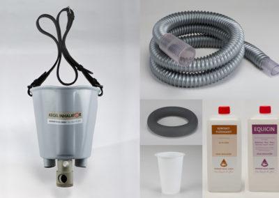 Ultraschallvernebler KU-2000 Komplettausstattung -Versandkostenfrei bei Normalzustellung