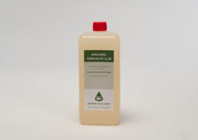 Kräuteröl Komplex DV 12.08, 500 ml / Kräuteröl Komplex DV 12.08, 1.000 ml